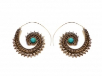 earrings / oorbellen