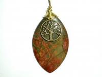 gemstone pendants / natuurstenen hangers