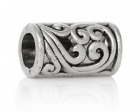 DoreenBeads-Spacer-Beads-Cylinder-Antique-Silver-Pattern-Carved-Hollow-About-9mm-3-8-x-5mm-2_640x640
