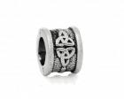 Spacer-Beads-Cylinder-Column-Antique-font-b-Silver-b-font-font-b-Symbol-b-font-Knot