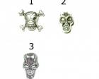 skull metal copy