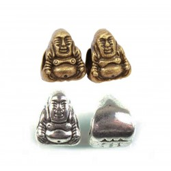 Buddha dreadlock bead
