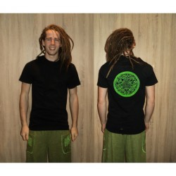 S Celtic knot love tree of life UV t-shirt