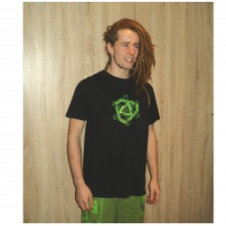 S Celtic knot dragon UV t-shirt