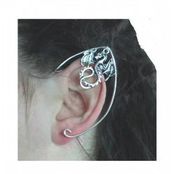 Dragon brass elven ears