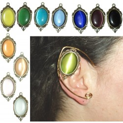 Pick color: brass fairy elven ears