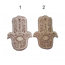 Hamsa, hand of fatima patch