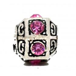 pink dread bead