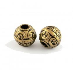 etnic dread bead