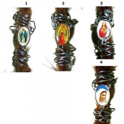 Jezus maria christian dread bead